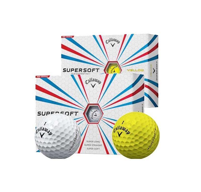 Balle golf logotée