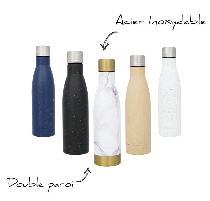 bouteille isotherme personnalisable